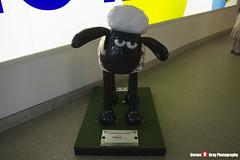COUNTING SHEEP No.31 - Shaun The Sheep - Shaun in the City - London - 150512 - Steven Gray - IMG_0607