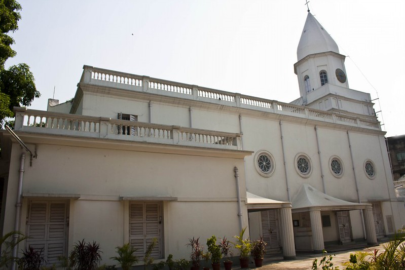 Armenian Church of the Holy Nazareth - Kolkata, India
