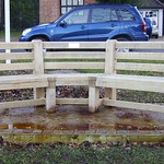 Timber Framer - Village bench