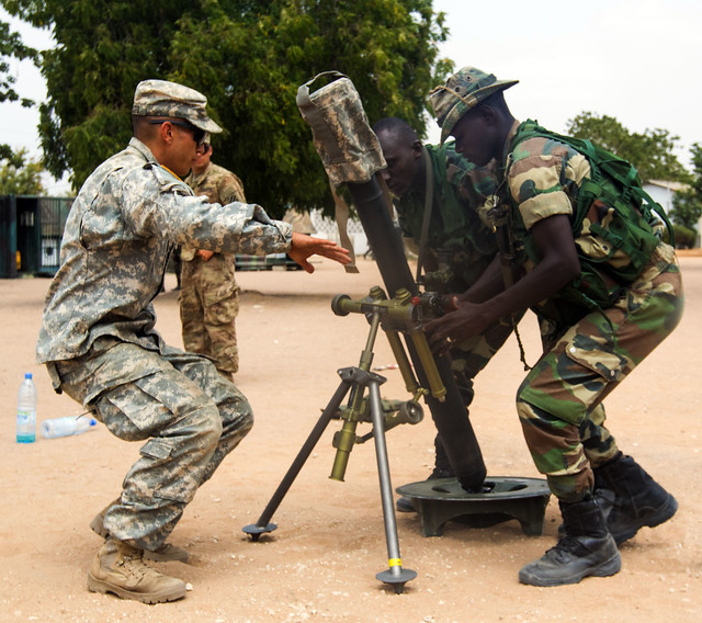 African Readiness Training