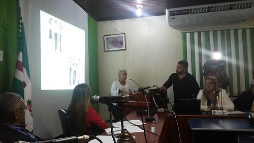 Audiência pública em Monte Alegre