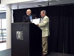 2015 AAO Alexander Fraser Award - Daniel German