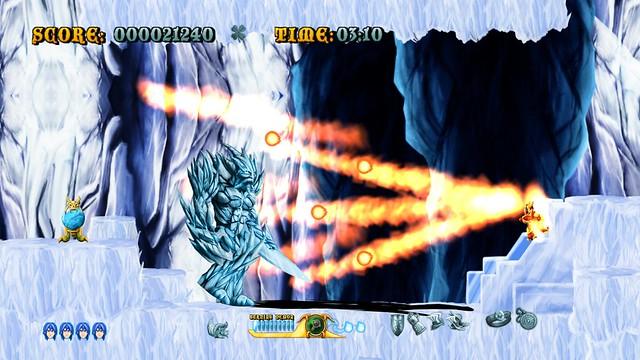 Олдскульная аркада Cast of the Seven Godsends Redux выходит на PS4 20 июля