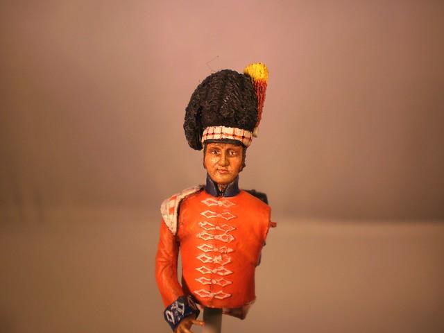 Cornemusier BLACK WATCH - Figurine HISTOREX 54mm 17921061932_9aac60472b_z
