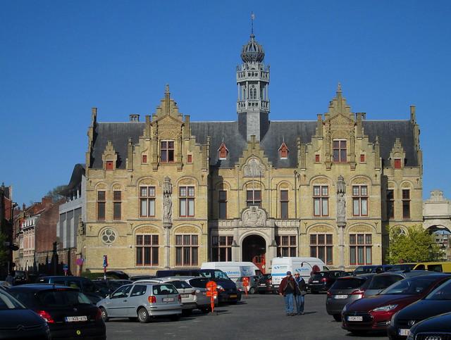 Ypres Building