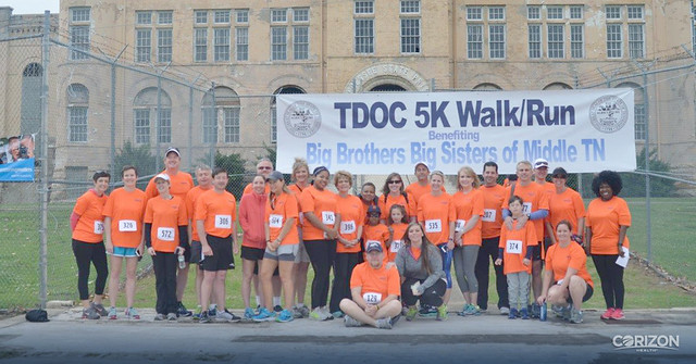 "Tennessee DOC hosts third annual ""Run the Green Mile"" 5K in Nashville"