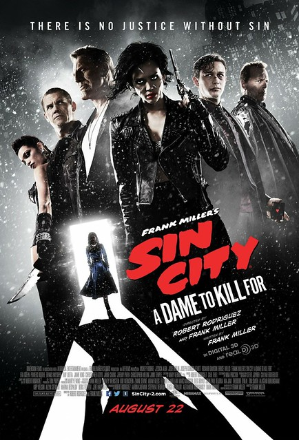 (2014) Sin City A Dame to Kill For