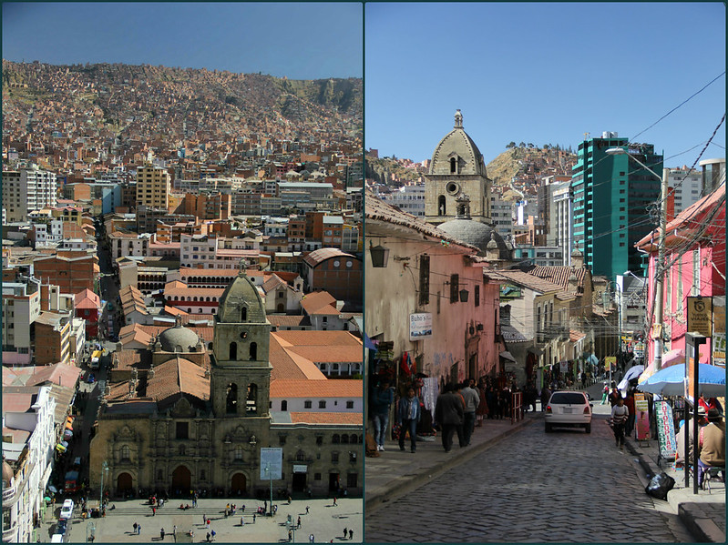 Sagarnaga, La Paz