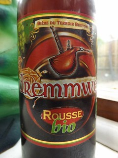 Bretagne, Dremmwel Rousse bio, France