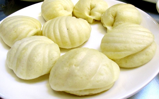 Ming Mei Shi steamed buns