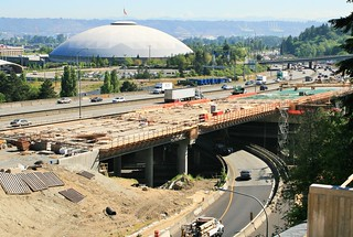 New route for northbound I-5 in Tacoma takes shape.