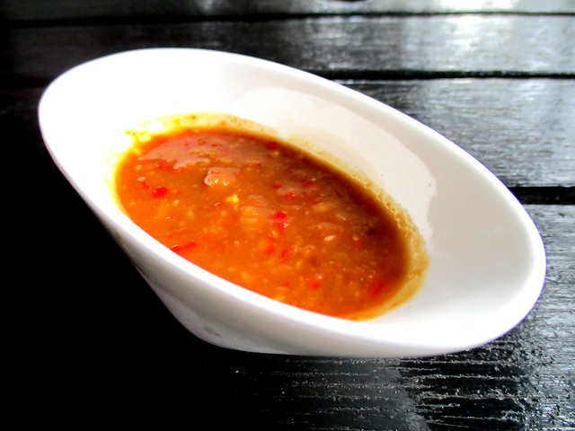 Flavous Thai Kitchen chili dip