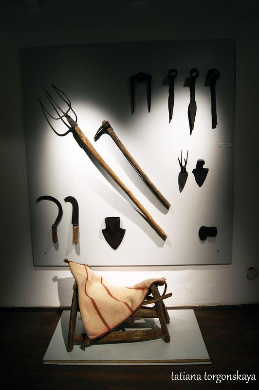 Сельскохозяйственные инструменты