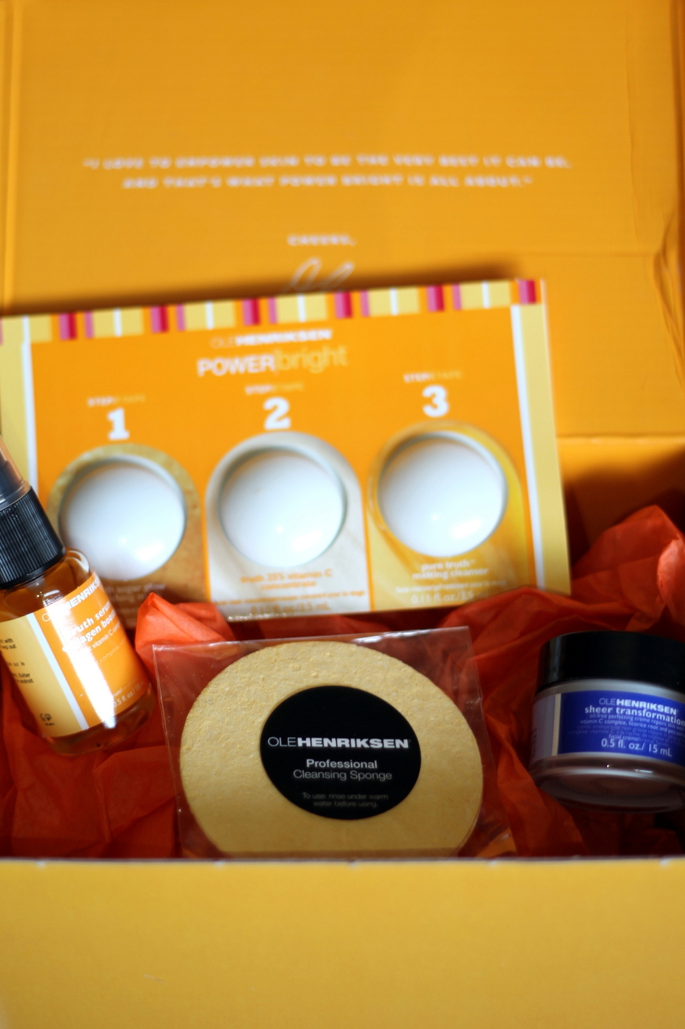 Ole Henriksen Power Bright Review | Re-Mix-Her