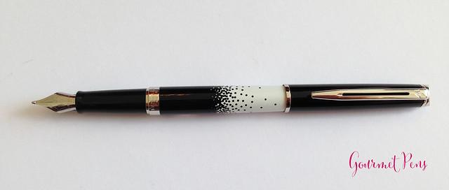 Review Waterman Hémisphère Ombres et Lumières Fountain Pen @AppelboomLaren (8)