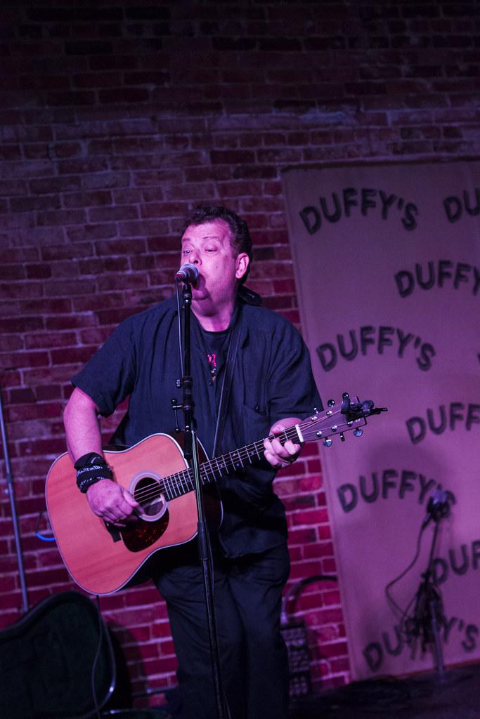 Scott Severin at Duffy's Tavern | May 16, 2015