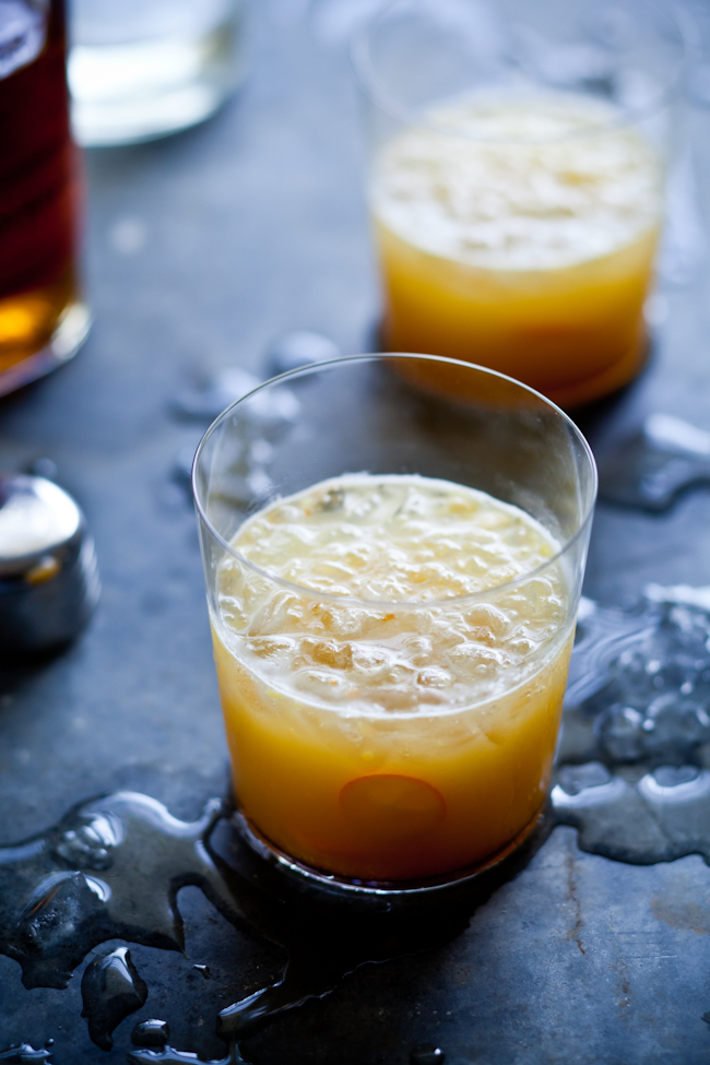 Kumquat Bourbon Sour Blog