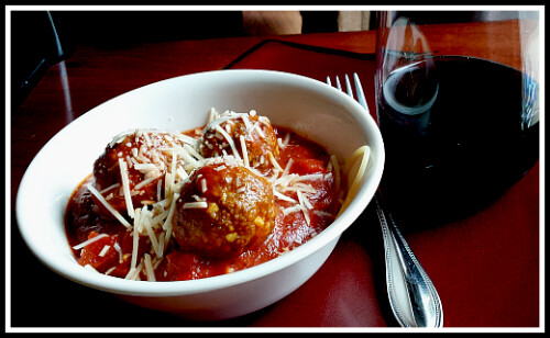 T's Meatballs & Pasta Sauce