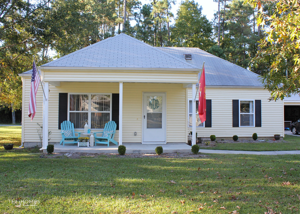 Home Tour | Camp Lejeune NC