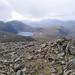 From the summit of Beinn Liath Mhor Fannaich