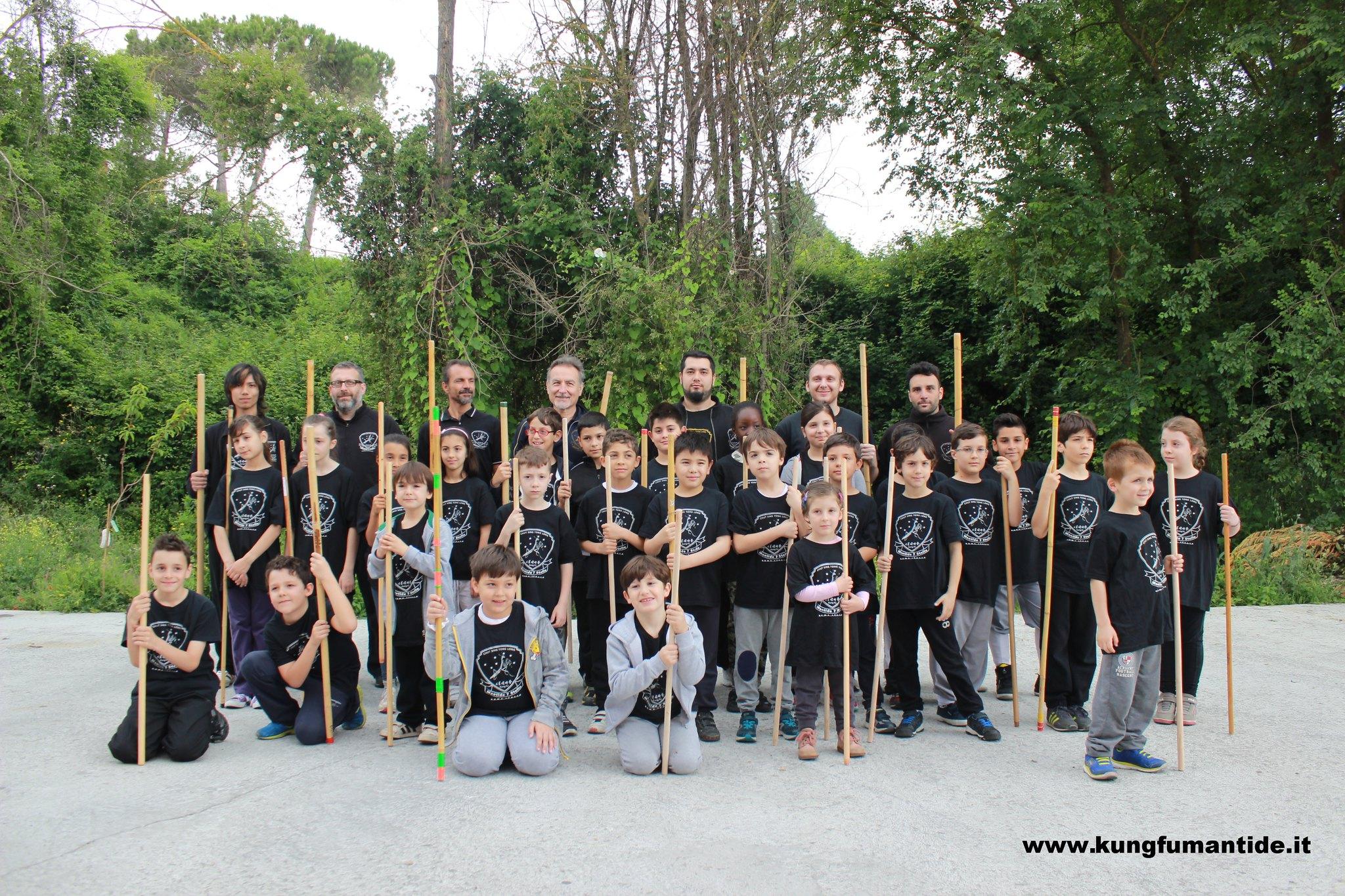Tang Lang: Bastone delle sei armonie