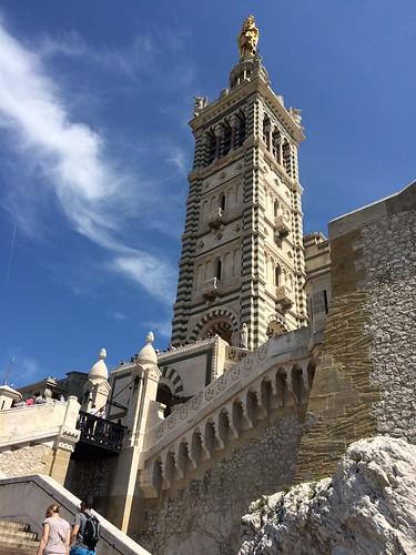 Notre Dame de la Garde, Marseilles, France