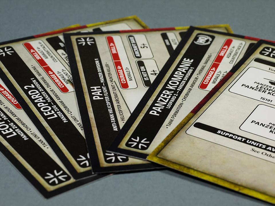 Leopard Unitcards