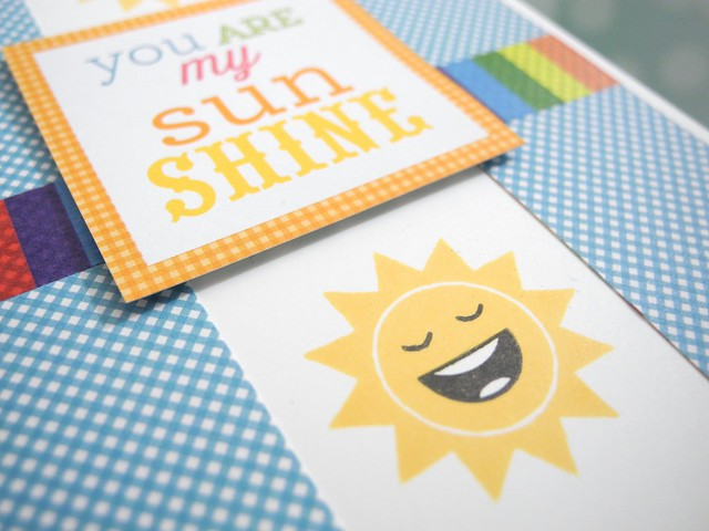 You Are My Sunshine by Jennifer Ingle #justjingle #simonsaysstamp #simonsaysck #diy #cards