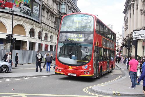 London General WVL181 LX05FAF