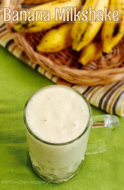 Banana Milkshake-main 2