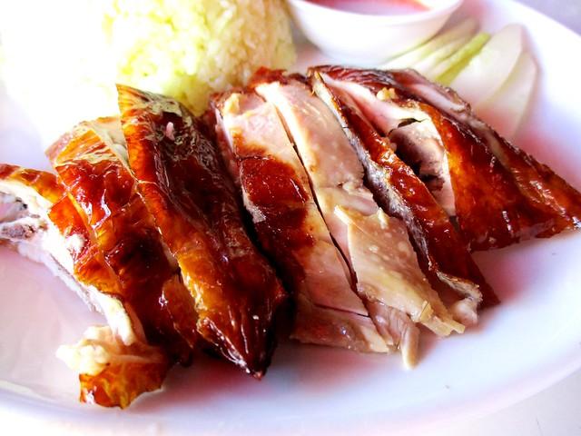 Warung BM smoked chicken