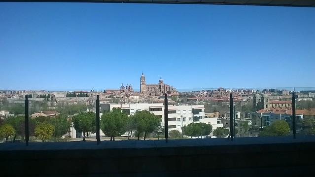 Panorámica de Salamanca