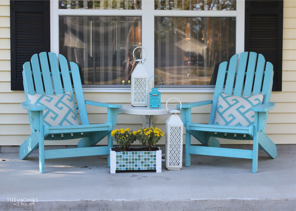 Home Tour | Front Porch