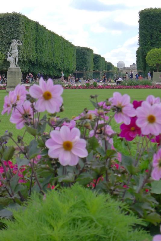 Le Jardin du Luxembourg, près des Hôtels Paris Rive Gauche - réservez sur notre site web pour le meilleur tarif garanti !