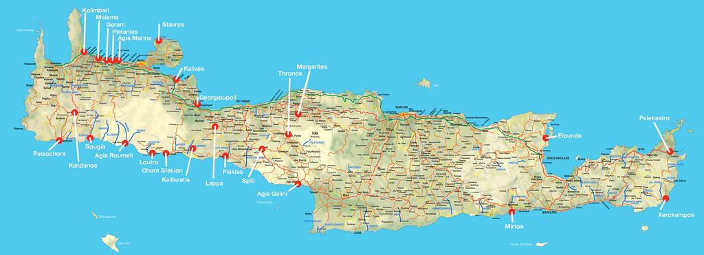 Äkkilähtö Kreetalla