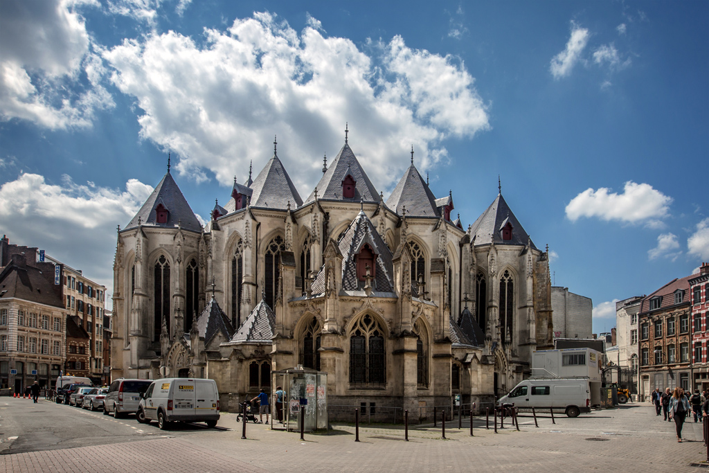 Eglise St Maurice Lille France Www Gdecooman Fr