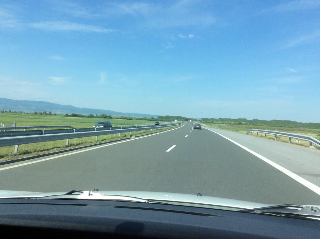 A1 motorway