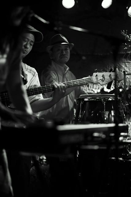 オーイェーズ? live at Manda-La 2, Tokyo, 27 May 2015. 200