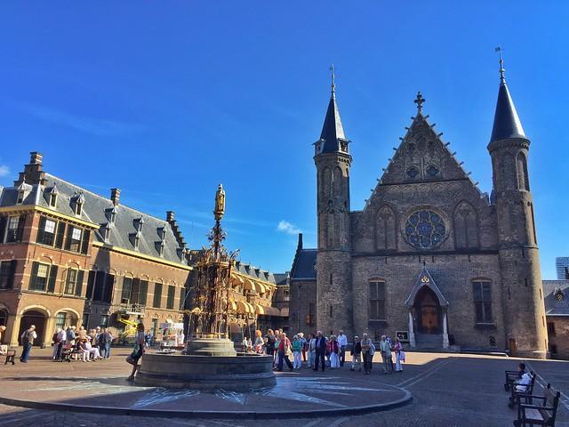 Binnerhof en La Haya