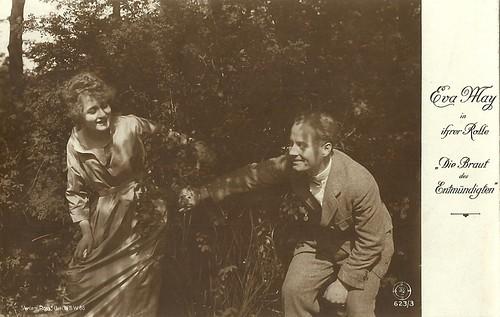 Eva May in Die Braut des Entmündigten
