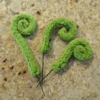 Knit Fantasy Garden