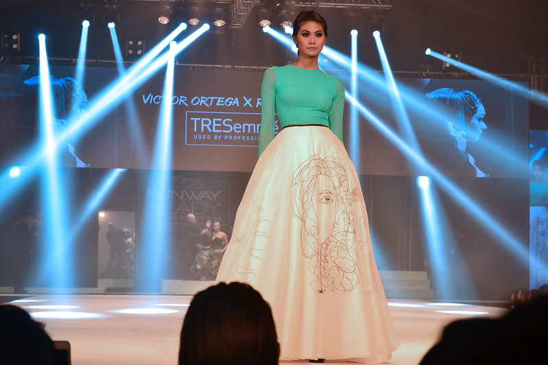 Patty Villegas-Tresemme Runway Ready-7
