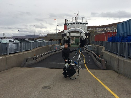 Ferry to the Island of Skye