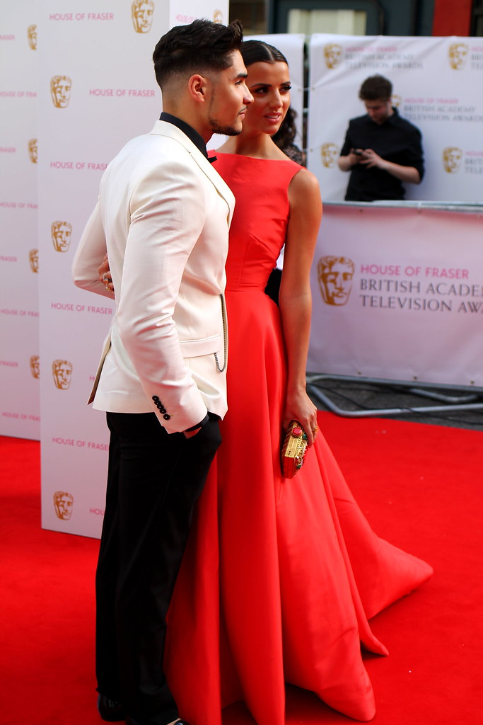 BAFTA Red Carpet 2015 (30)