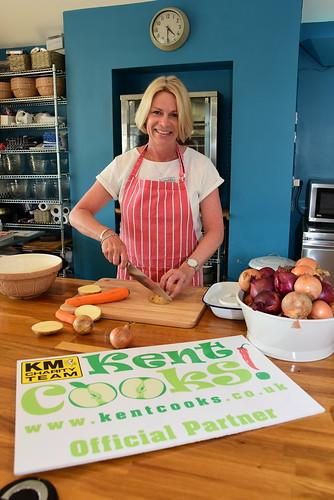 Kent Cooks 2016 Summer Launch Event