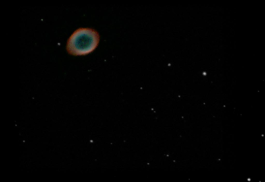 Ring Nebula in Lyra (M57) | Ring Nebula in Lyra (M57)...a ...