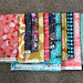 Donuts Quilt Fabric Pull