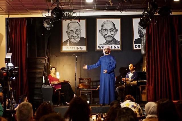 RIWAYA: Spoken Word Poetry from the Gulf