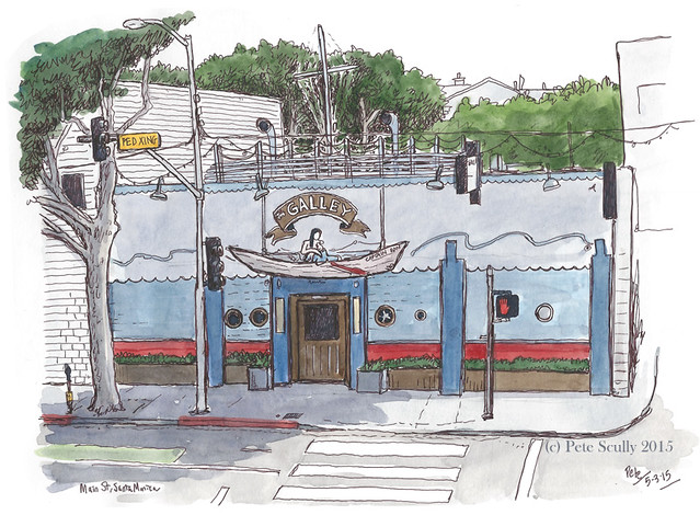 The Galley, Santa Monica