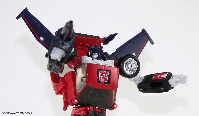 Soundwaves Oblivion: Transformer Toy Archive: Masterpiece